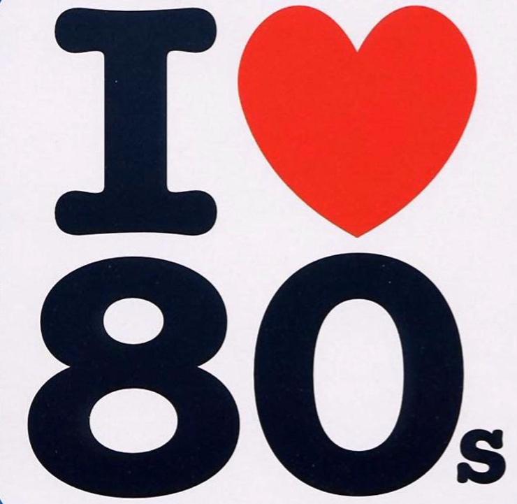Tastevin I love 80's